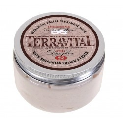 Маска за лице за суха кожа Terravital - 250 мл.