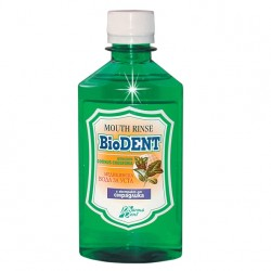 Биодент Антикариес - вода за уста със смрадлика