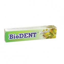 Паста за зъби Биодент Хербал