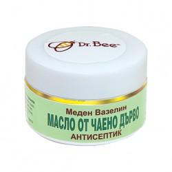 Dr. Bee Меден вазелин Антисептик