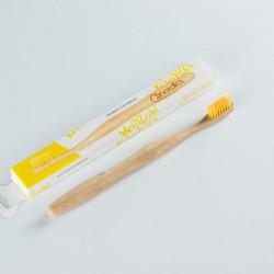 Четка за зъби NORDICS със жълт косъм